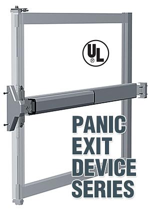 Fire Door Panic Exit Device Panic Bar